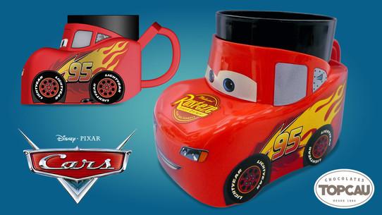 Lightning McQueen Mug