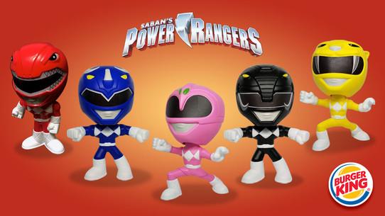 Power Rangers Chibis