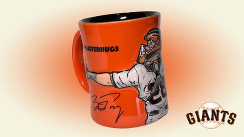 Buster Hugs Mug