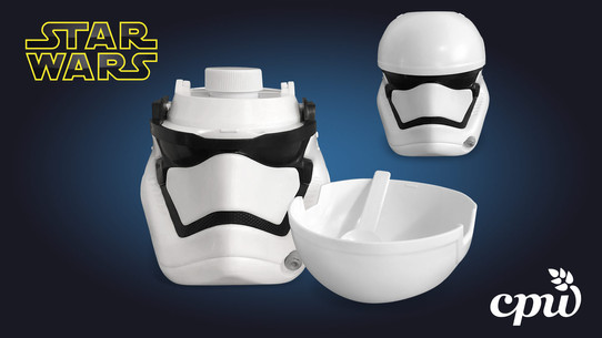 Star Wars Stormtrooper Cereal-To-Go