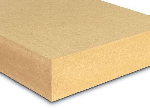 STEICOtherm dry Holzfaserplatten