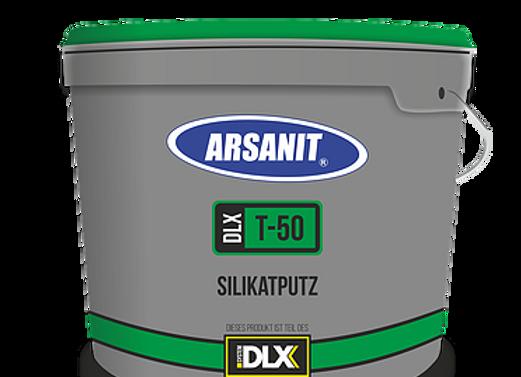PUTZE: Arsanit T50 – Silikatputz