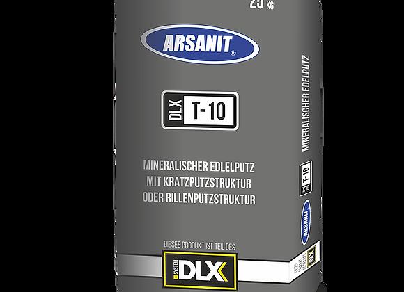 PUTZE: Arsanit T10 – Mineralischer Edelputz