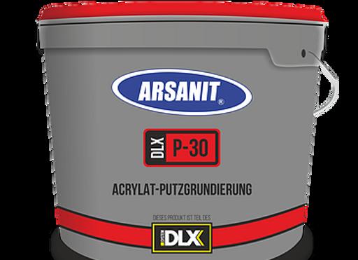 GRUNDIERUNG: Arsanit P30 – Acrylat-Putzgrundierung