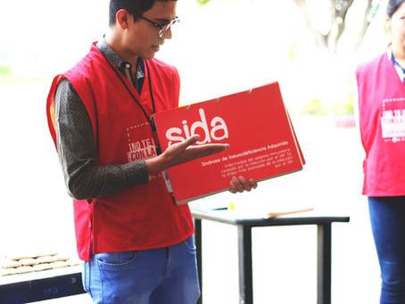 Campaña de educación sexual en CUSur.
