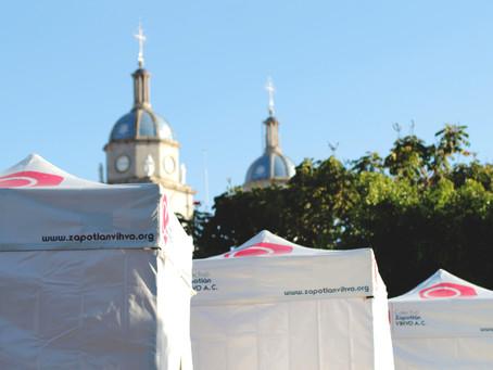 Realizan detección de VIH y sífilis en Tuxpan, Jalisco.