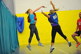 All Nations Netball Edinburgh