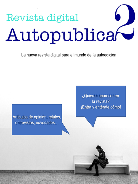 Presentación de la revista Autopublica2