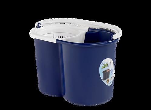 Bucket w/ Anti-Splash Guard