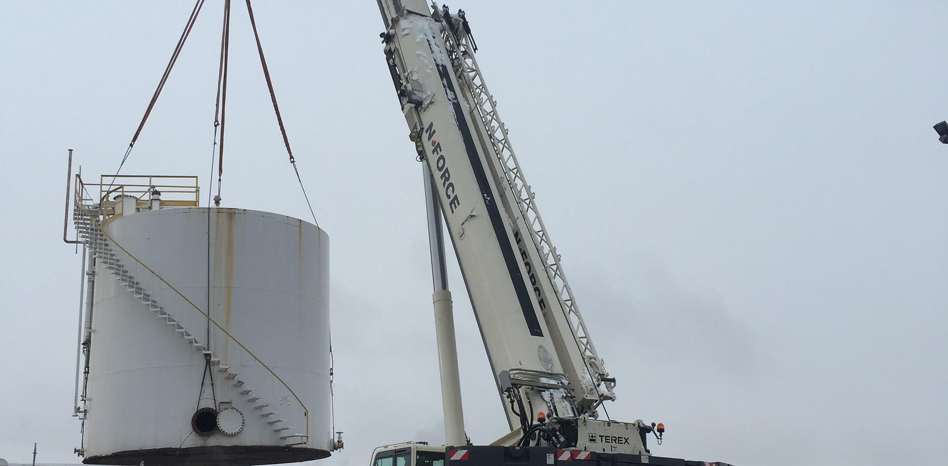 Industrial heavy lift