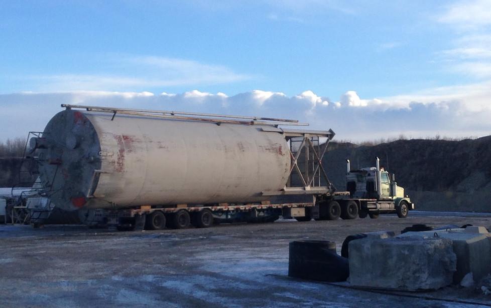 Oversized loads