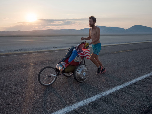 Back To The Roots: Rickey Gates On Running Across America