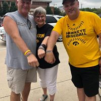 Tailgate Party, Iowa City, Iowa