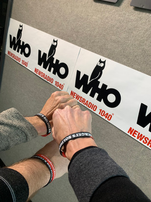 WHO Radio, Des Moines, IA