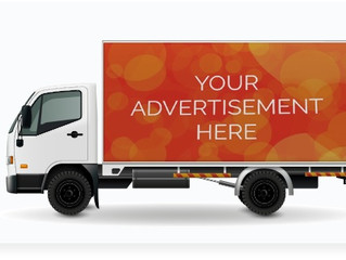 BILLBOARD TRUCK - CREATIVE WAYS TO ADVERTISE