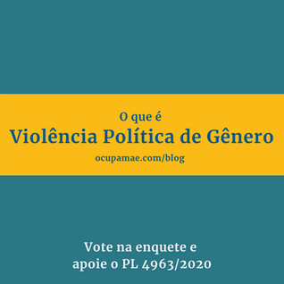 Violência Política de Gênero