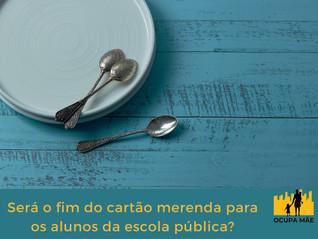 Cartão Merenda - Escola Pública