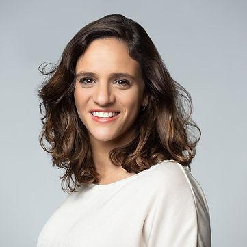Marina Helou é mãe e candidata a prefeita da cidade de São Paulo