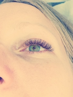 LIGHT RUSSIAN VOLUME, LASH EXTENSIONS