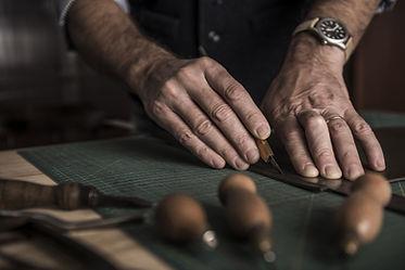 Crafting Leder