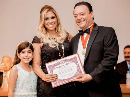 Dra. Fabi Nogueira é nomeada como Membro Titular na Academia Brasileira de Odontologia