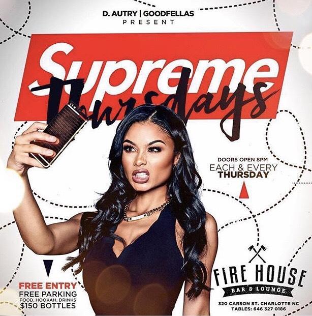 Supreme Thursdays