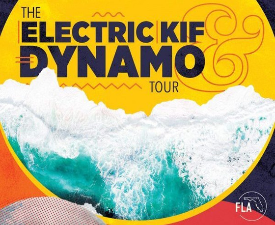 Nu Deco Orchestra feature & Dynamo Tour