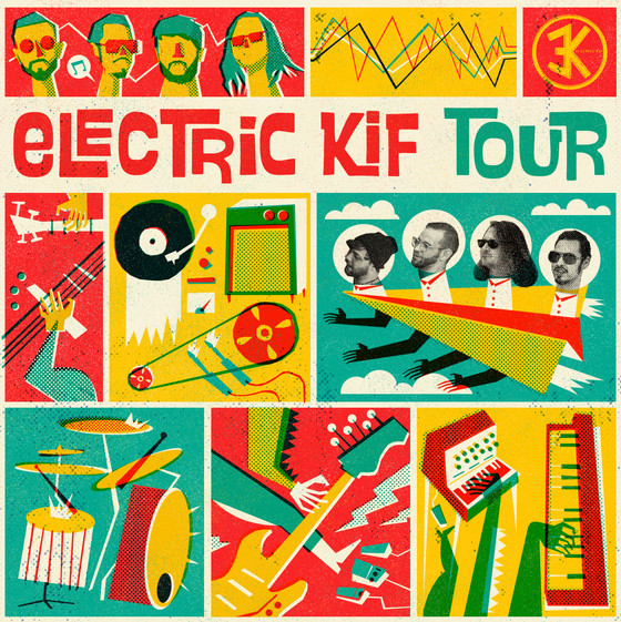 KIF Summer Northeast Tour