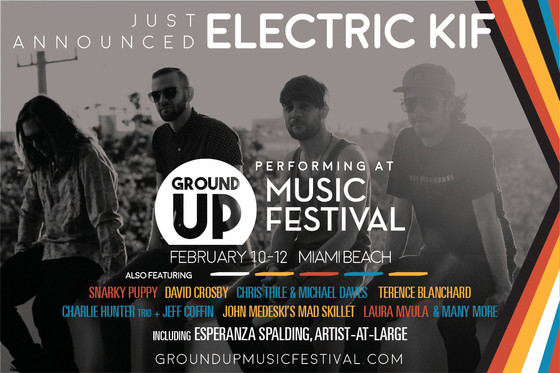 Ground Up Music Festival 2017