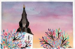 Hudiksvalls kyrka
