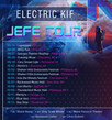"""JEFE"" TOUR Sep 26-Oct 15"