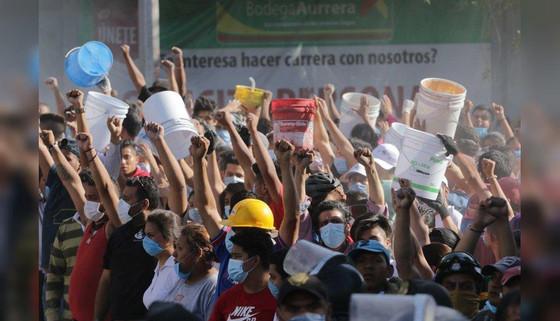 APOYO PARA DAMNIFICADOS SISMO - SUPPORT FOR EARTQUACKE VICTIMS