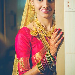 Anu + Sharmith (Kannada Jain wedding)