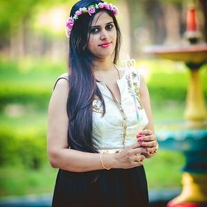 Aadhya (Family shoot)