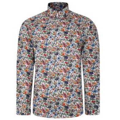 Peter Gribby - Supersoft cotton wildflower shirt