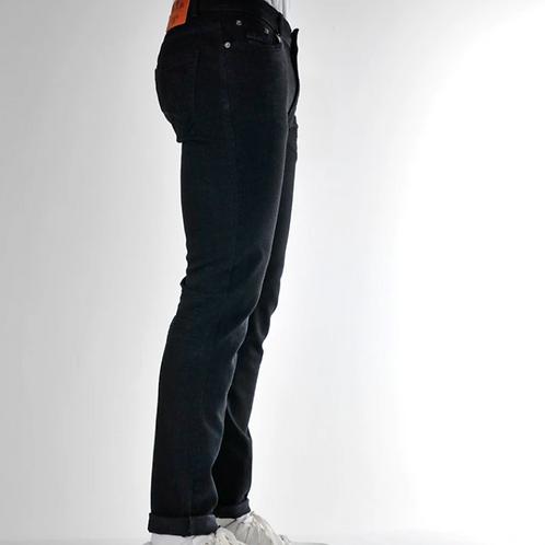 Bewley & Ritch - Hilton slim fit jeans with stretch - black