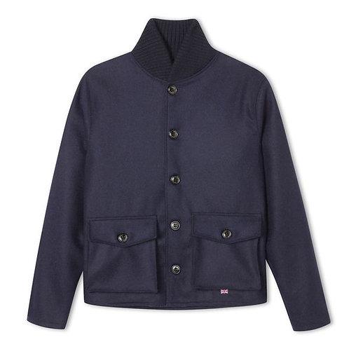 Peregrine 100% British Wool - Wilson Shawl Coat