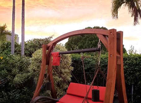 Miami and Outdoor Republic Hammock Swings