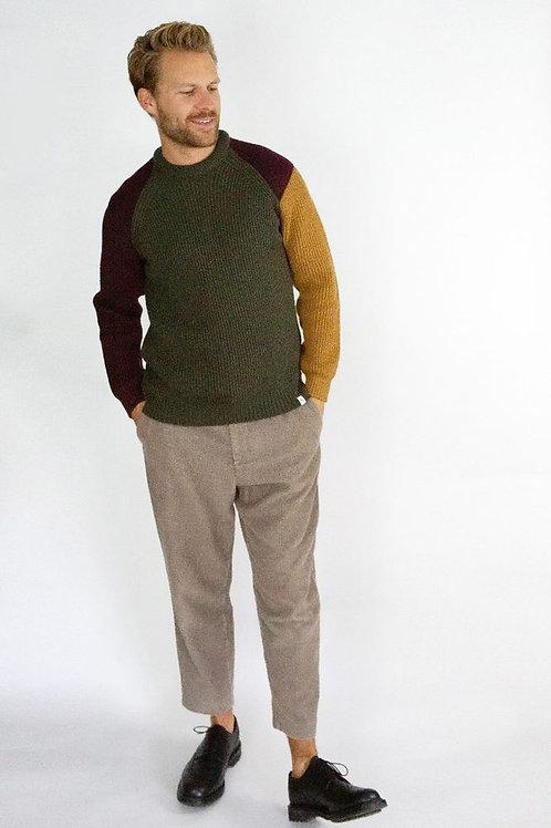 Peregrine Funky Jumper Arthur - 100% Merino Wool