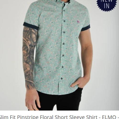 Bewley & Ritch Elmo shirt
