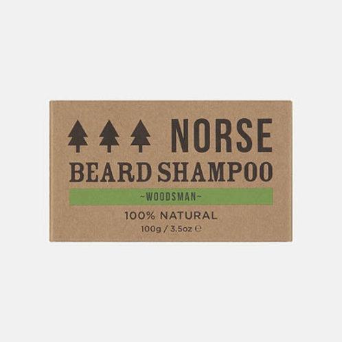 Norse - Beard Shampoo - Woodsman