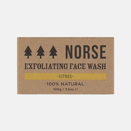 Norse - Exfoliating Face Wash - Citrus