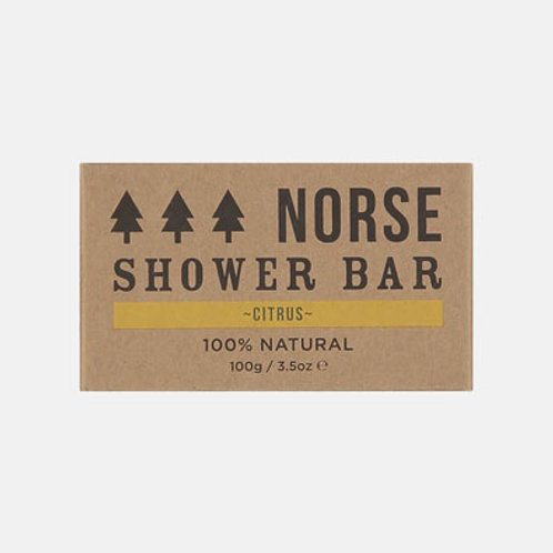 Norse - Shower Bar - Citrus