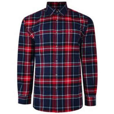 Peter Gribby - Supersoft cotton check shirt