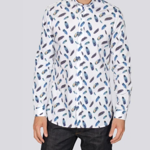 Bewley & Ritch - Feather Shirt