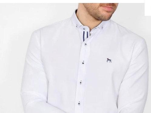 Bewley & Ritch Aland B White shirt