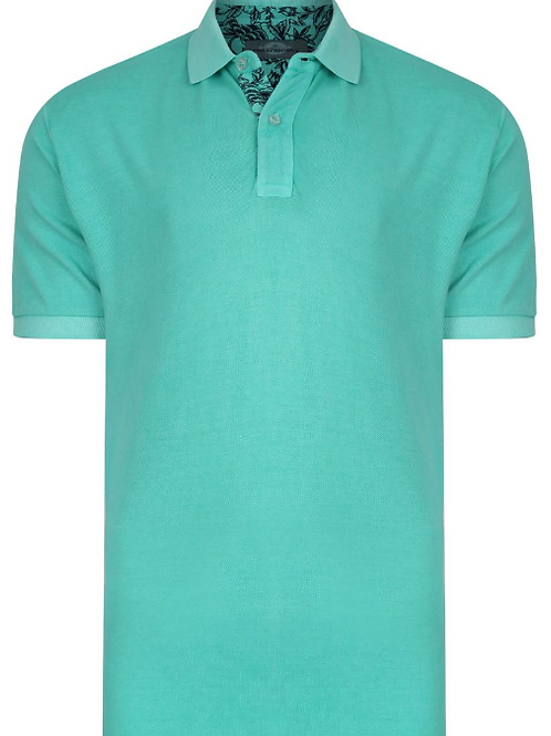 Peter Gribby -  Polo Shirt - Mint