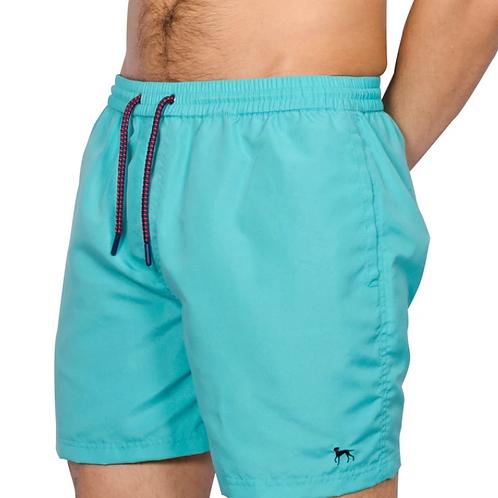 Bewley & Ritch - swim shorts -aqua