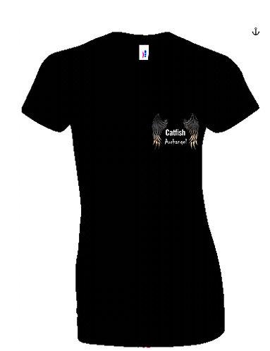 Ladies Archangel t shirt small logo