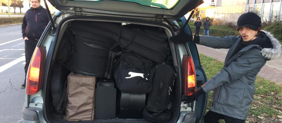 Just how much stuff can you get in a Peugeot?